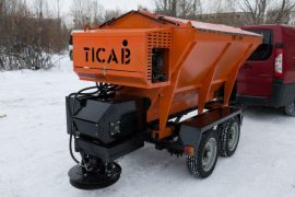 Salt Spreader RPS-1500