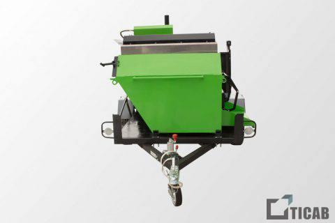 Recykler do asfaltu RA-500