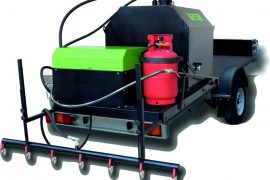 BITUMEN EMULSION SPRAYER BS-1000