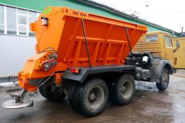 Salt Spreader RPS-6000