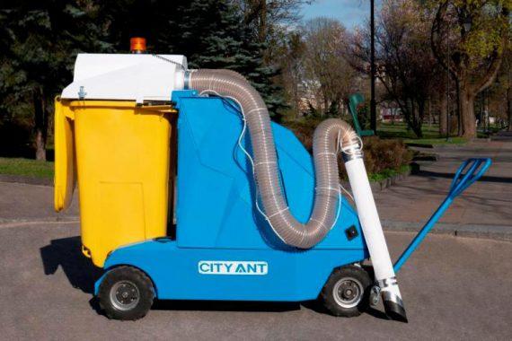 Street vacuum cleaner IceClean 1photo