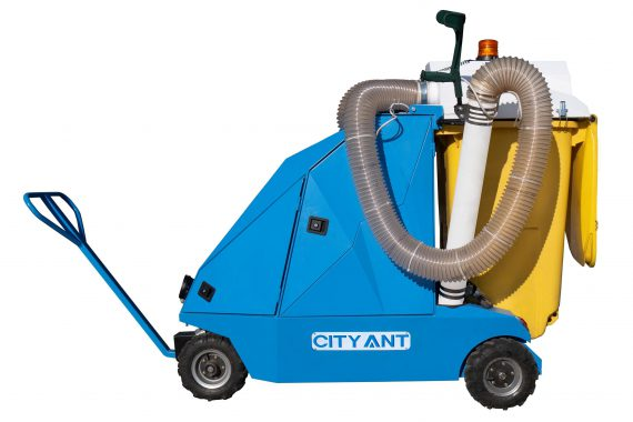 Street vacuum cleaner IceClean 2photo