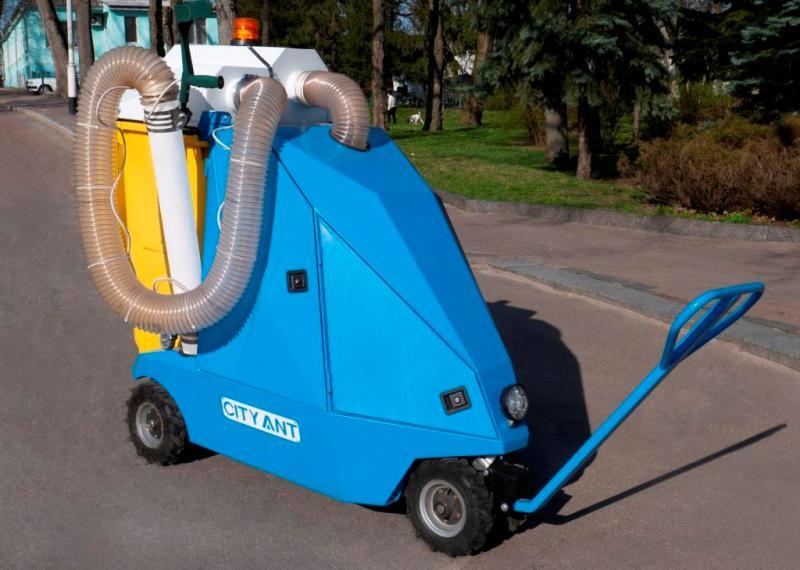 Street vacuum cleaner IceClean 4photo