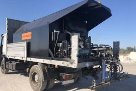 BITUMEN EMULSION SPRAYER ABS-7000