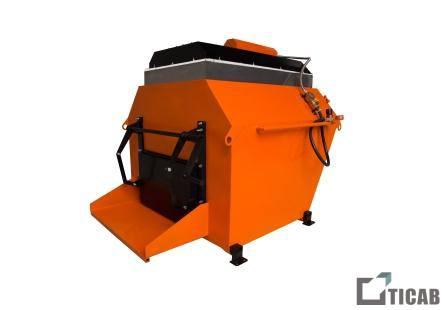 Рециклер асфальта РА-500 TICAB картинка3