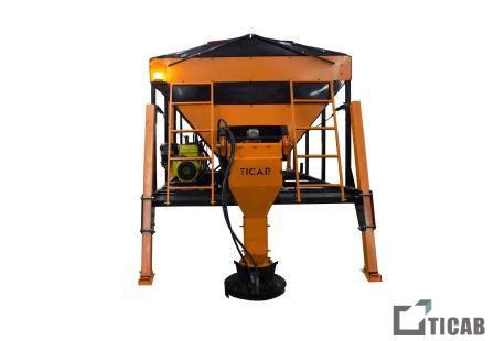 пескоразбрасыватель РПС-6000 TICAB картинка 3