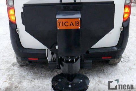 разбрасыватель песка и соли РПС-120 TICAB картинка 7