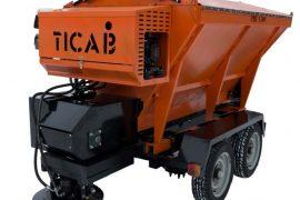 Розкидач піска та солі РПС-1500