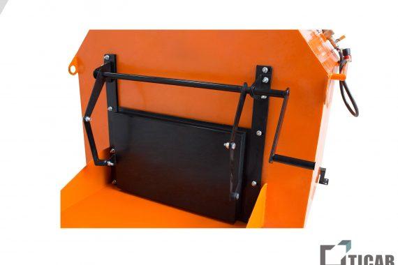 Рециклер асфальта РА-800 TICAB картинка5
