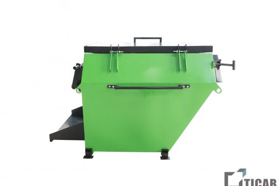 Рециклер асфальта РА-500 TICAB картинка2