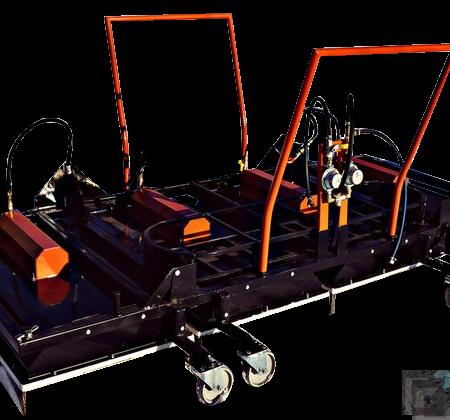 Инфракрасный нагреватель асфальта МИРА-4 картинки1