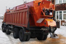 Розкидач піска та солі РПС-6000