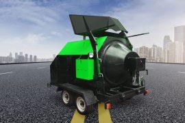 Recykler do asfaltu RA-800